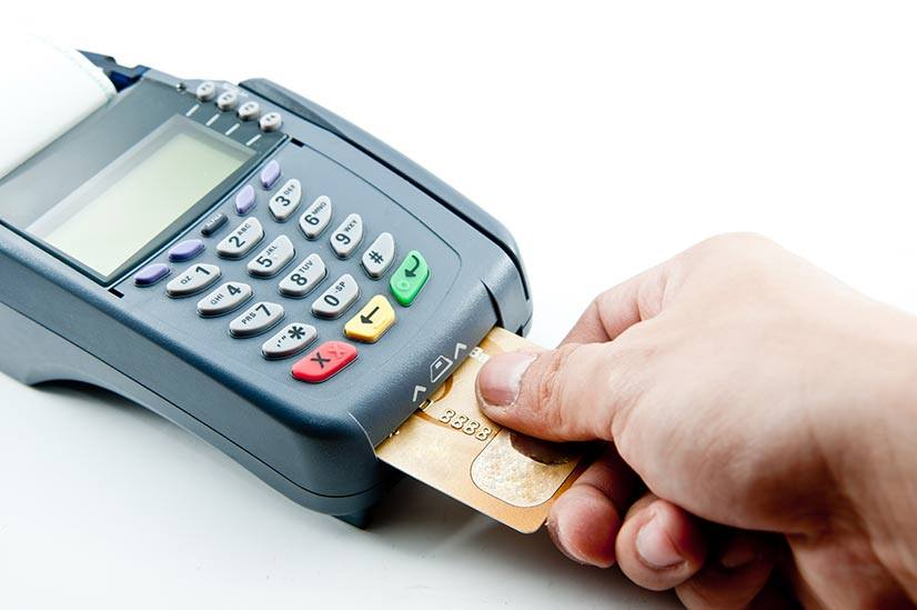 Credit card POS Terminals Rise in India