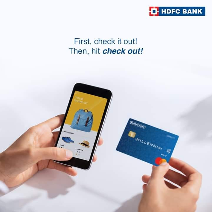 HDFC Credit Card Mis Appropriation of Funds