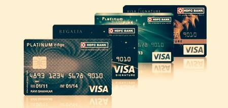 Issues With HDFC Cards